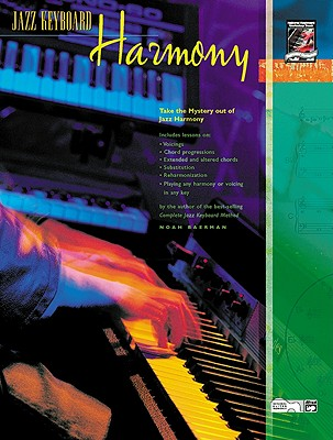 Jazz Keyboard Harmony By Baerman, Noah